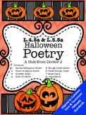 L4.5a L5.5a Halloween Poetry Similes and Metaphors Common Core TN Ready Aligned