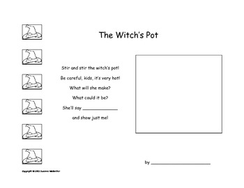 Halloween Poetry - Witches, Skeletons & Ghosts!