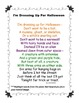 Halloween Poetry for Mental Images