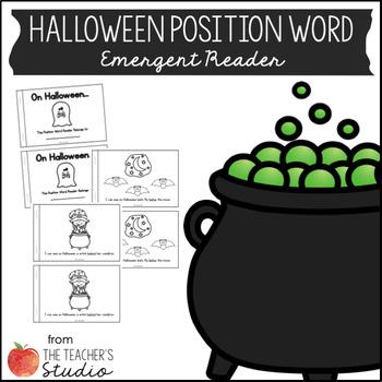 Halloween Position Word Reader