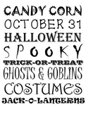 Halloween Poster Pack