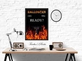 Halloween Poster - Are you ready?