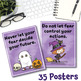 Halloween Posters and Note Cards