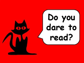 Halloween Posters to encourage reading