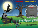 Halloween PowerPoint Interactive Activity - The Graveyard