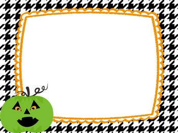 Halloween Powerpoint Backgrounds