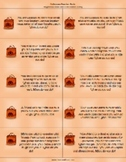 Halloween Pragmatic Question Cards - 2nd Edition