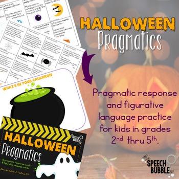 Halloween Pragmatics
