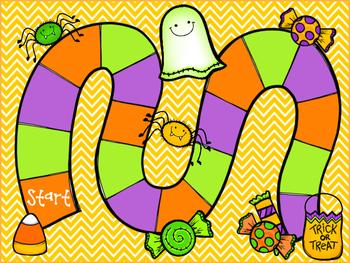 Halloween Pre Primer Sight Word Games