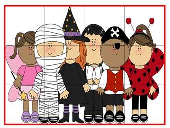 Halloween Pre-School Centers