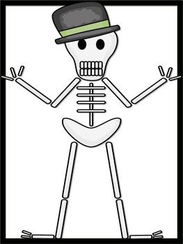 Halloween Prefix Scavenger Hunt