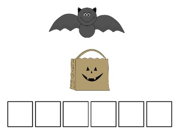 Halloween Prepositions