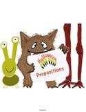 Halloween Prepositions LOW PREP PRINTABLE