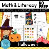 Halloween Preschool Pack- 48 PAGES!