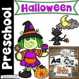 Halloween Preschool Theme