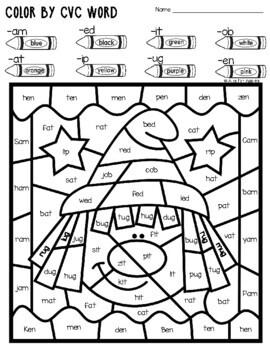 Halloween Print and Go! {ELA and Math}