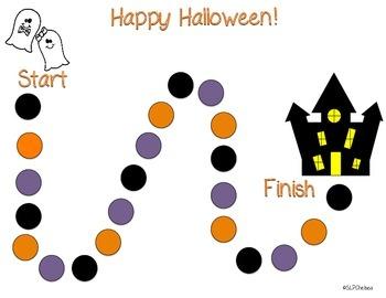 Halloween Print 'n' Go