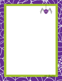 Halloween Printable Borders