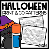 Halloween Pattern Printables