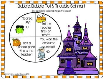 Halloween Math Activity {Place Value}