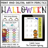 Halloween Math Printables: Grade 2
