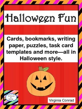Halloween Printables Just for Fun