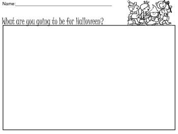 Halloween Prompt