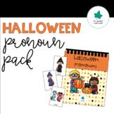 Halloween Pronoun Pack