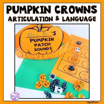 Halloween Pumpkin Articulation Craft