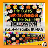 Halloween Pumpkin Bulletin Board Set Pumpkin Writing Templates Flip Craft