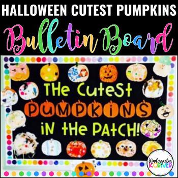 Halloween Pumpkin Bulletin Board Set Pumpkin Writing Templates Flip Craft