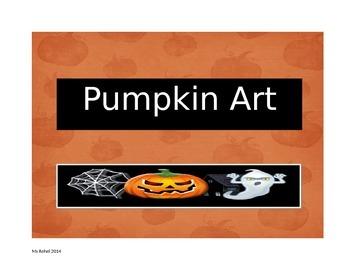 Halloween- Pumpkin Decorating