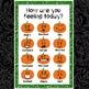Halloween Pumpkin Emoji Feelings Posters - School Counseling
