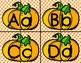 Halloween Pumpkin Letter Match