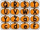 Halloween Pumpkin Letter/Sound  Matching Activity