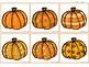 Halloween Pumpkin Matching Activity