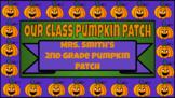Halloween Pumpkin Patch - Digital Class Jack-O-Lantern Pat