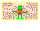 Halloween Pumpkin Patch Man ELA Sight Words that begin with the letter a 8 pages