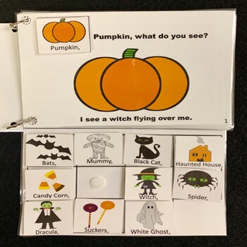 Halloween Pumpkin, Pumpkin adapted book