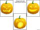 Halloween Pumpkin Roll and Graph With A Cube Kleenex Box