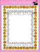 Borders - Halloween Pumpkins Frame / Border Clip Art - Personal & Commercial Use