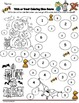 Halloween & Pumpkins Math Graphing Activities Center Set