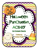 Halloween Punctuation Activity