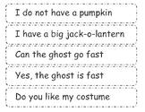 Halloween  Punctuation Center