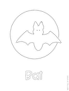 Halloween Push Pin Art