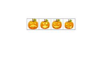 Halloween Put On Activities
