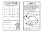 Halloween Puzzles for Fourth Graders Mini Book