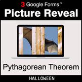 Halloween: Pythagorean Theorem - Google Forms Math Game |