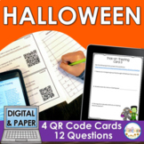 Halloween QR Code Activity