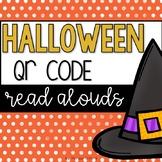 Halloween QR Code Read Alouds
